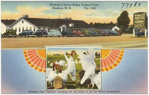 Green Ridge Turkey Farm Restaurant