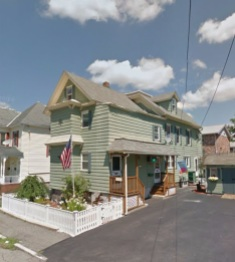 24 Canton Street, Lowell, as it appears today (Photo Credit:  Google Maps)