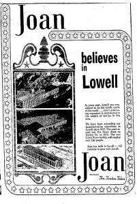 1973 Giant Store Joan Fabrics