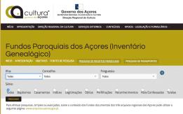 Azores Genealogy Site 1